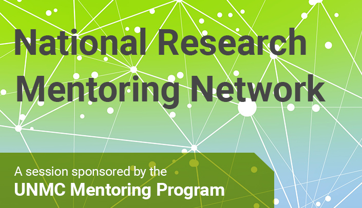 Learn what the National Research Mentoring Network can do for you