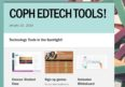 image of ED tech newsletter